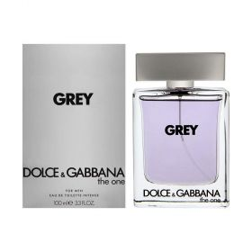Dolce and Gabbana D&G  The One Grey EDT - 100ML
