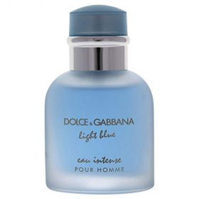 Dolce & Gabbana Light Blue Eau Intense Men EDP - 100ML